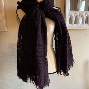 Accessories - Oblong Scarf Wrap 70x33